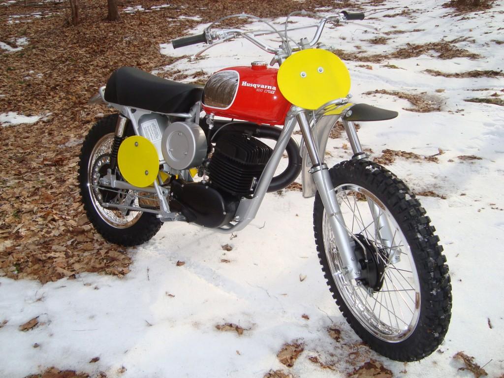 1970 Husky 400 Cross
