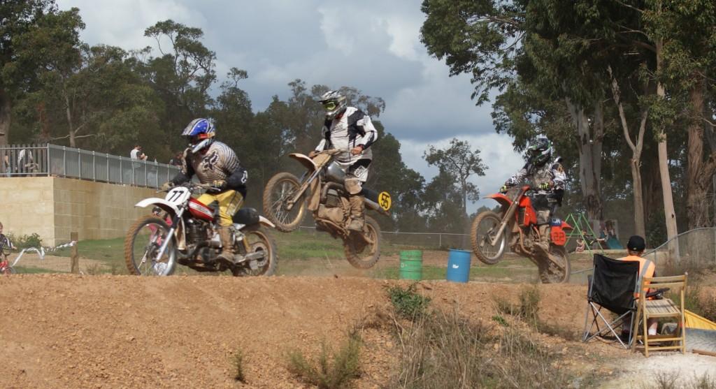 HL500 Race 1