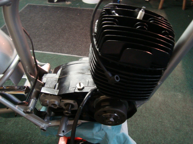 400 Cross Engine