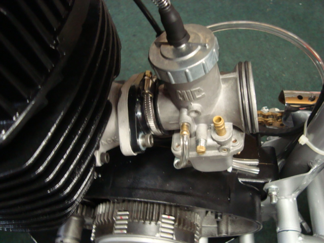 Mikuni Carb 