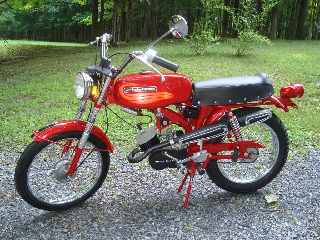 72 Harley Legero