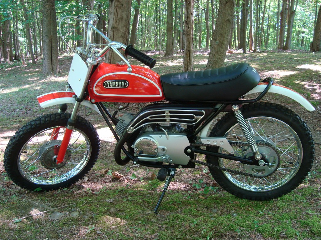 1971 Yamaha Mini Enduro