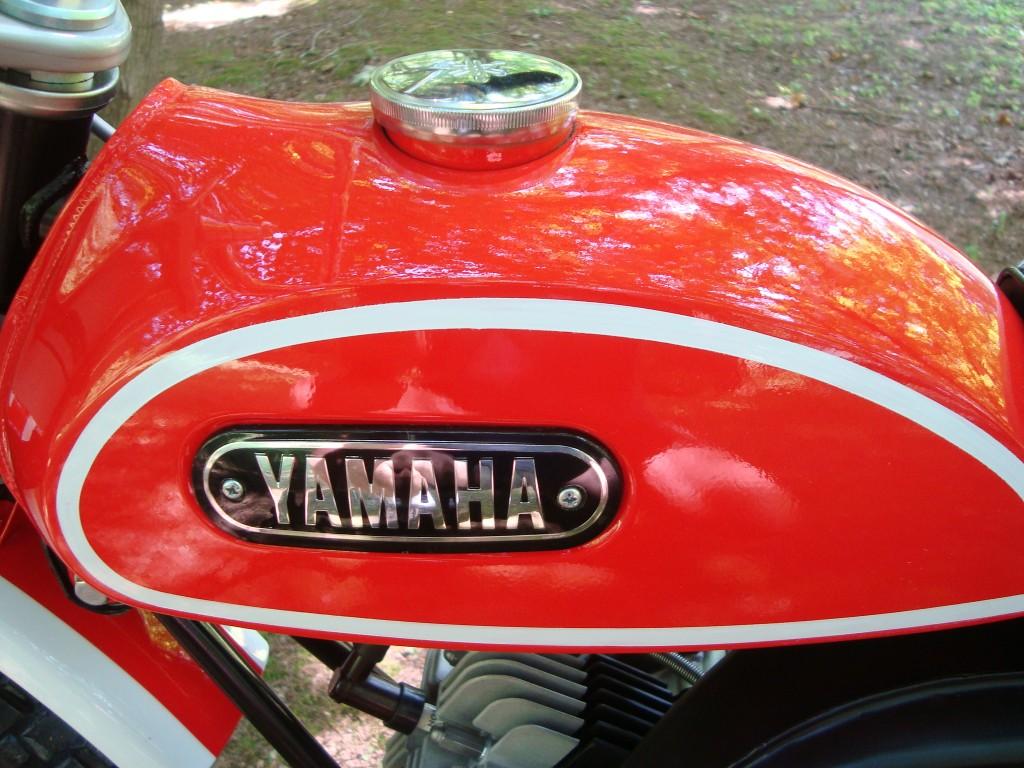 Yamaha JT1 Tank