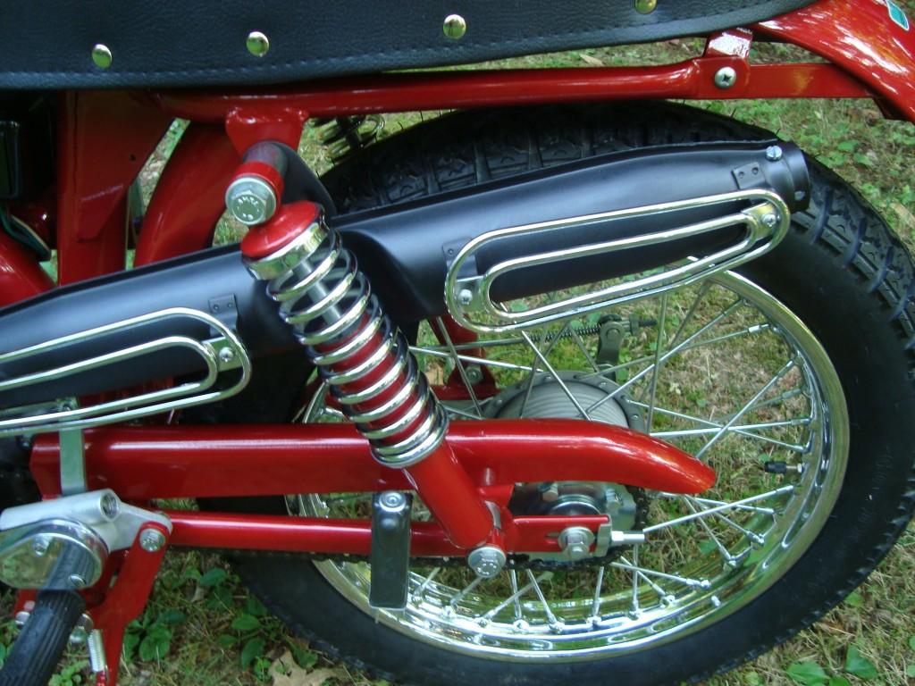 Harley Exhaust