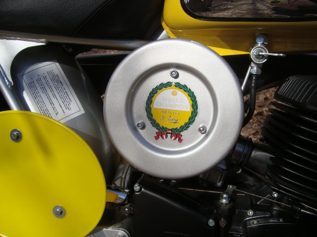 73 Husky 450CR