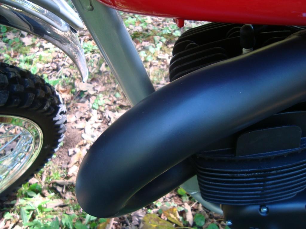 Husky Exhaust