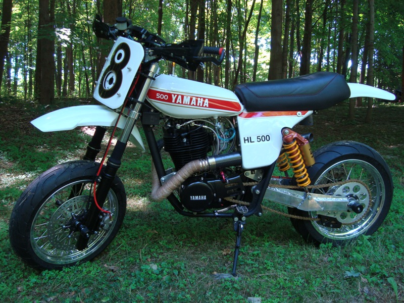 Super Moto HL500 Right