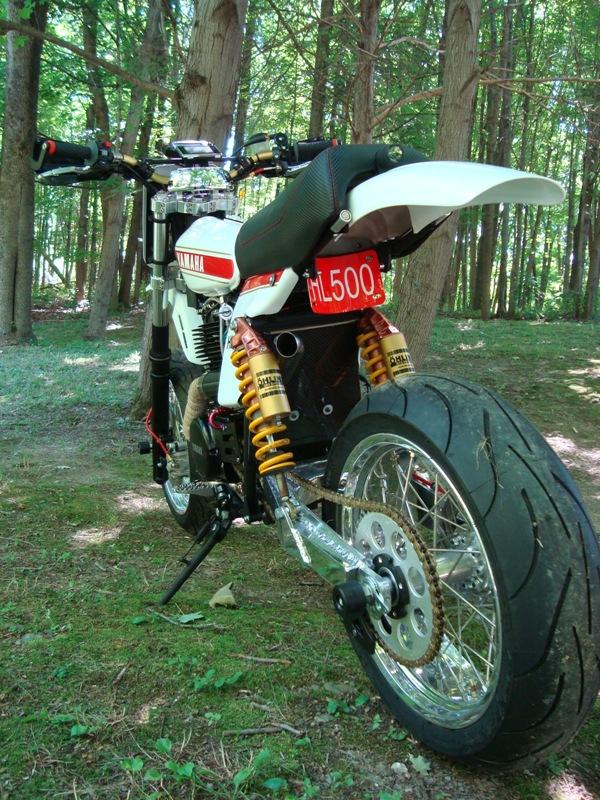 Super Moto HL500