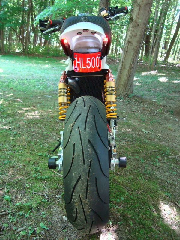Super Moto HL500 Rear Lights