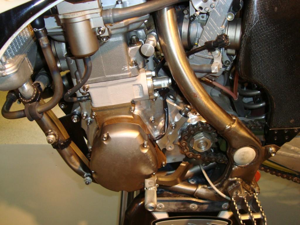 Doug Henry's YZM400F