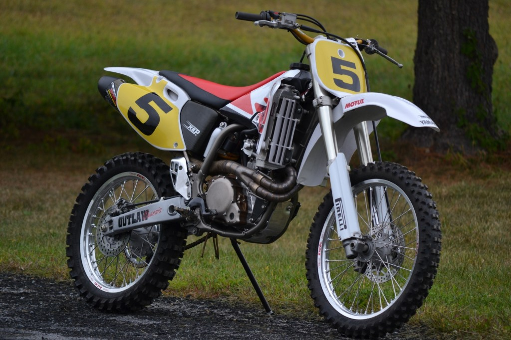 YZM400 Yamaha