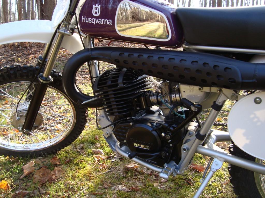 1976 Husqvarna 360 WR