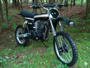 Yamaha HL 500 2013 B