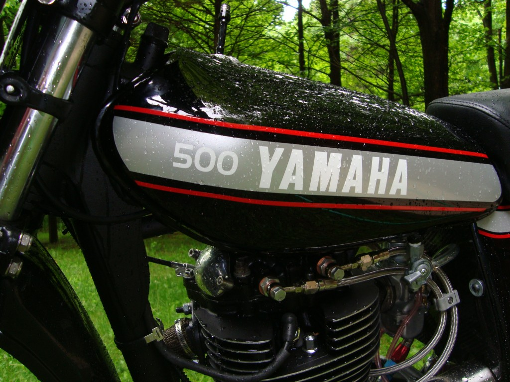 Yamaha HL 500 2013 E