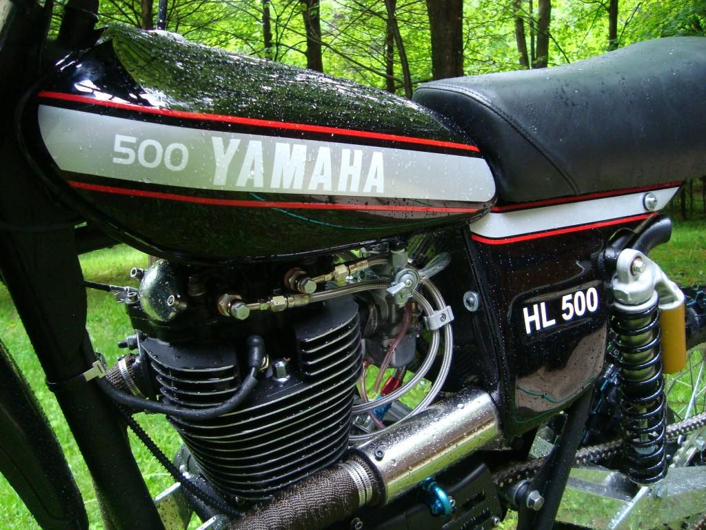 Yamaha HL 500 2013 F