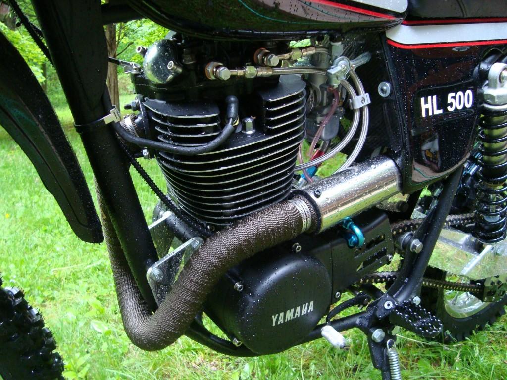 Yamaha HL 500 2013 G