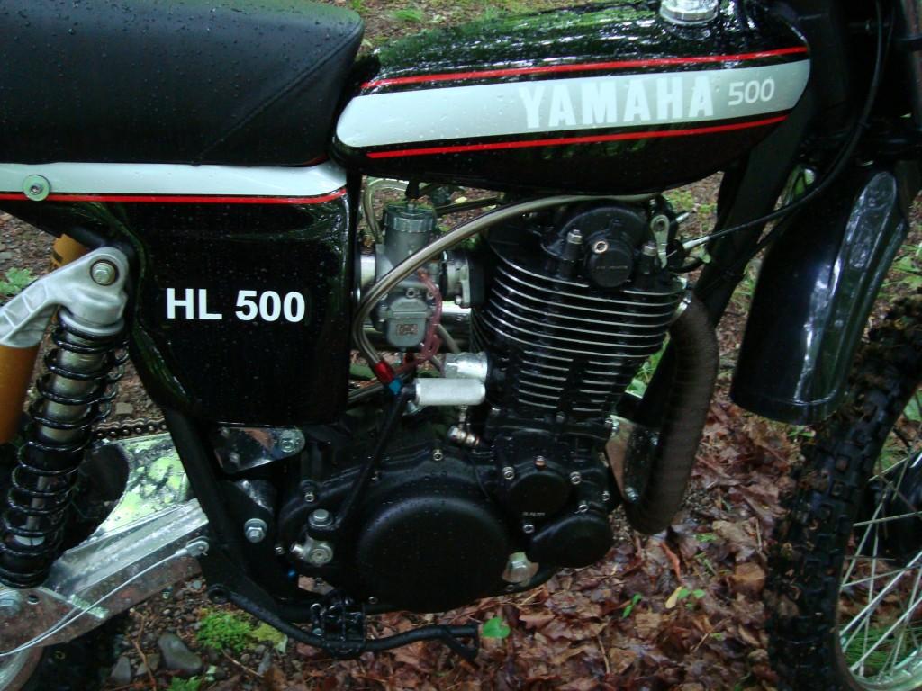 Yamaha HL 500 2013 L