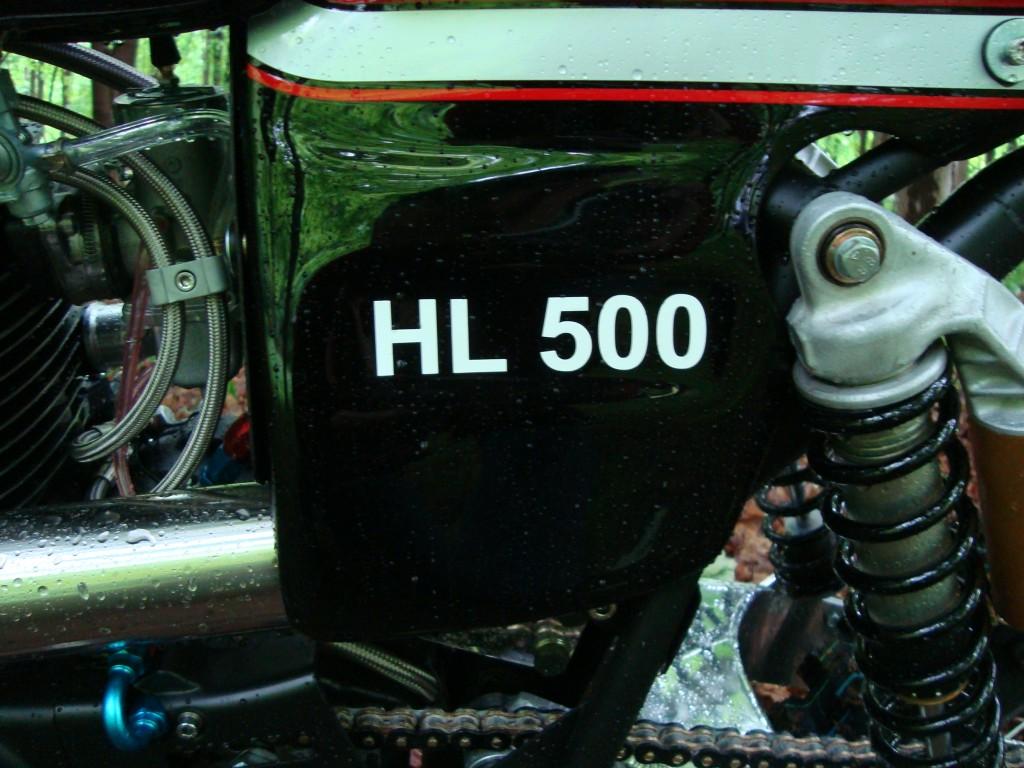 Yamaha HL 500 2013 N