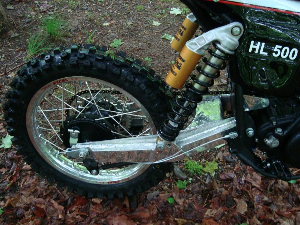 Yamaha HL 500 2013 K