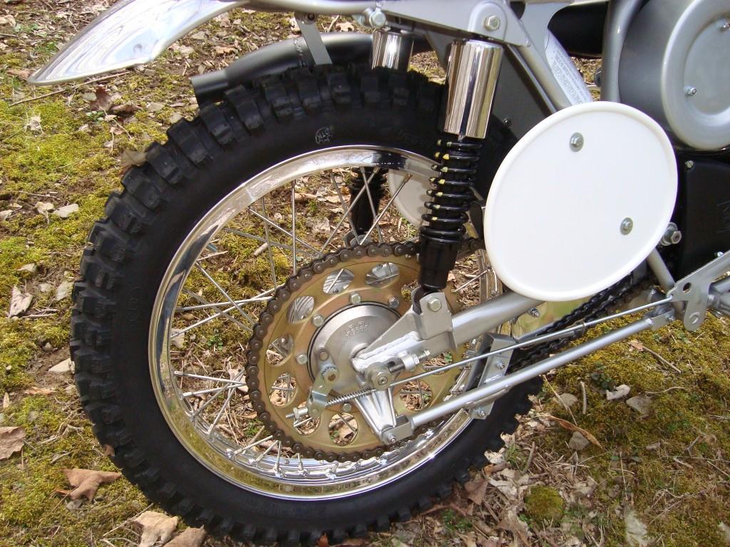 Husky 1972 125WR