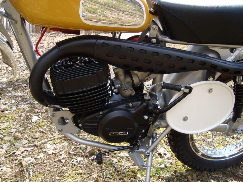 1972 Husky 125 WR