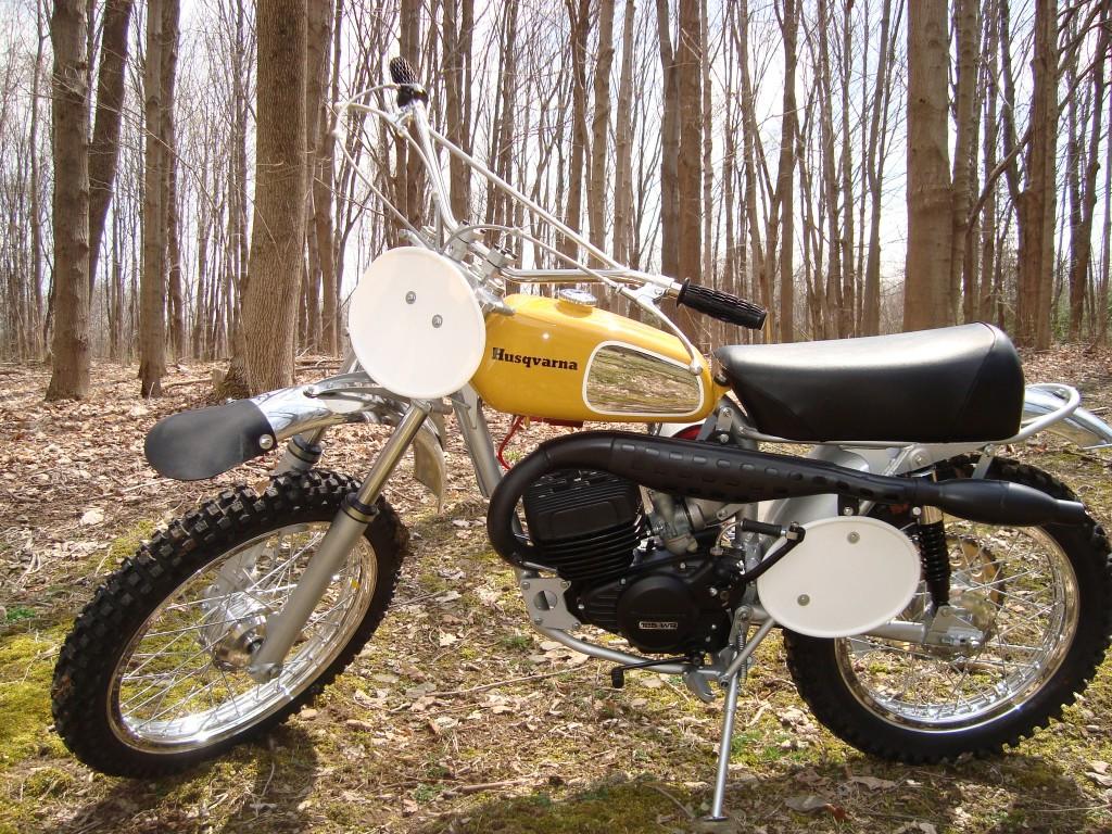 1972 Husky 125WR