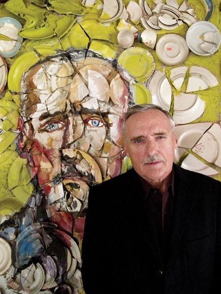 Dennis Hopper -Fine Art Collector