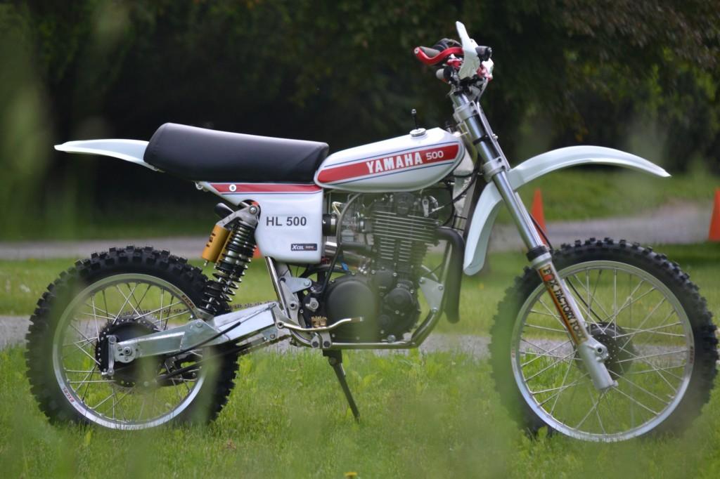 HL500 Yamaha