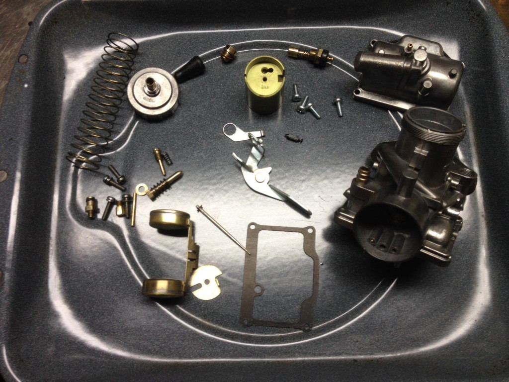 DT1 MX Carburetor