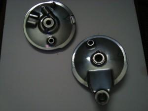 DT1MX 250 Brake plates