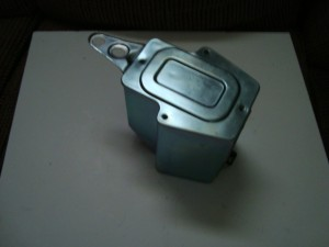 DT1MX 250 Plated airbox