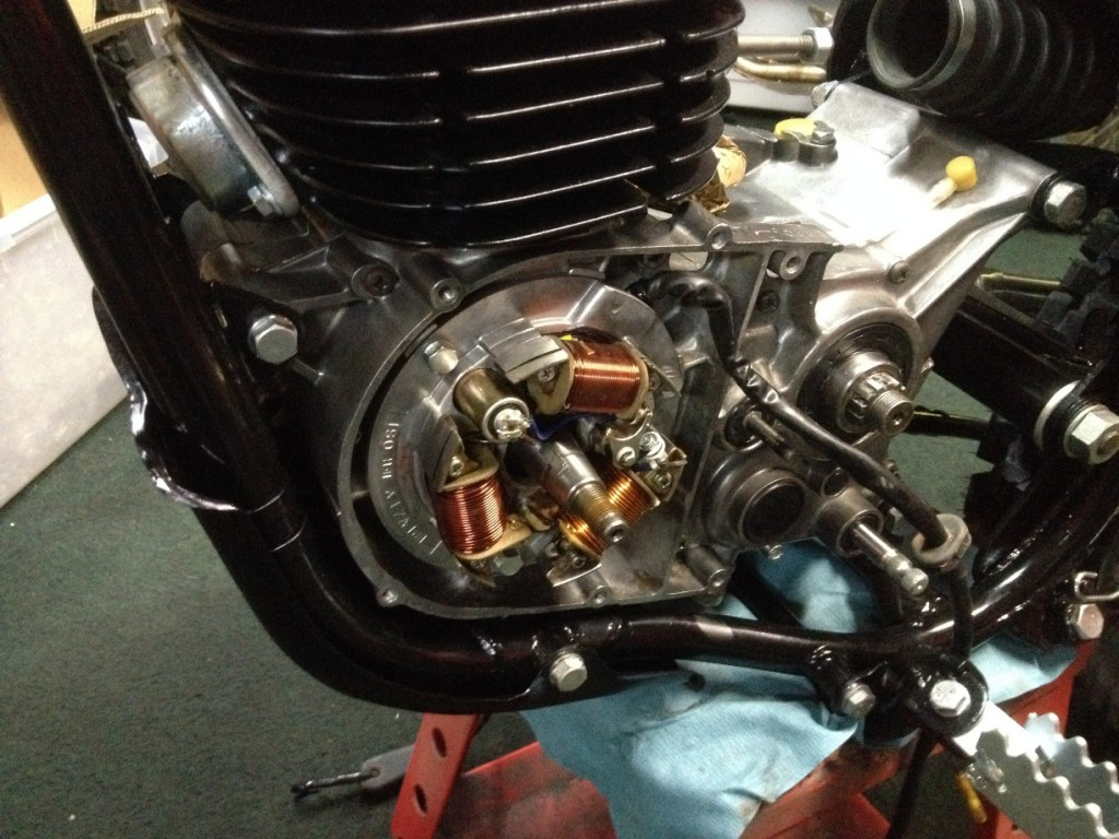 DT1MX Ignition