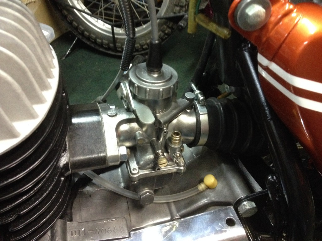 DT1MX Carburetor