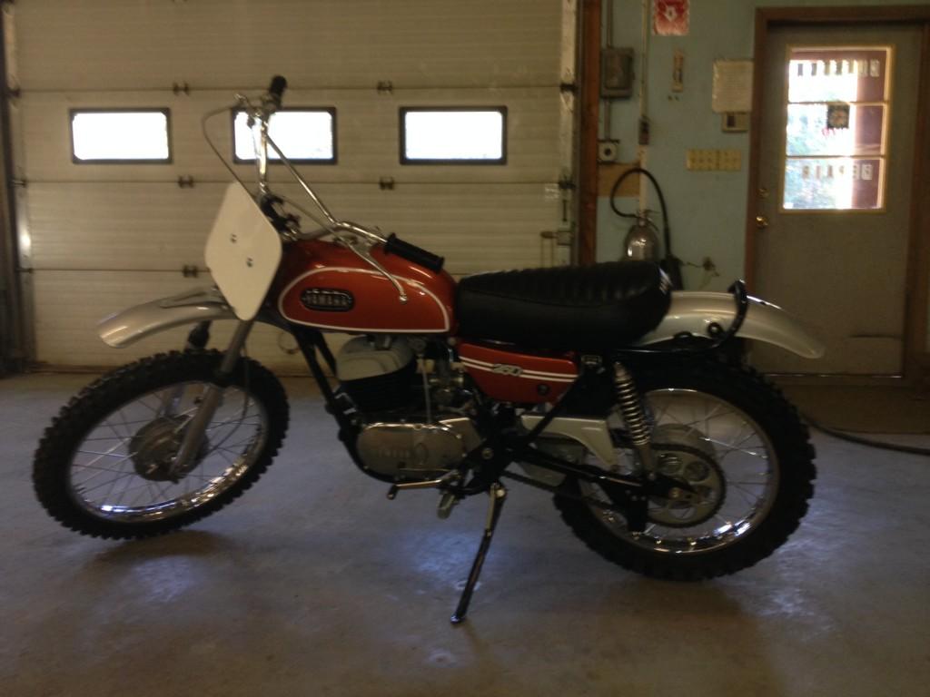1971 DT1 MX 250