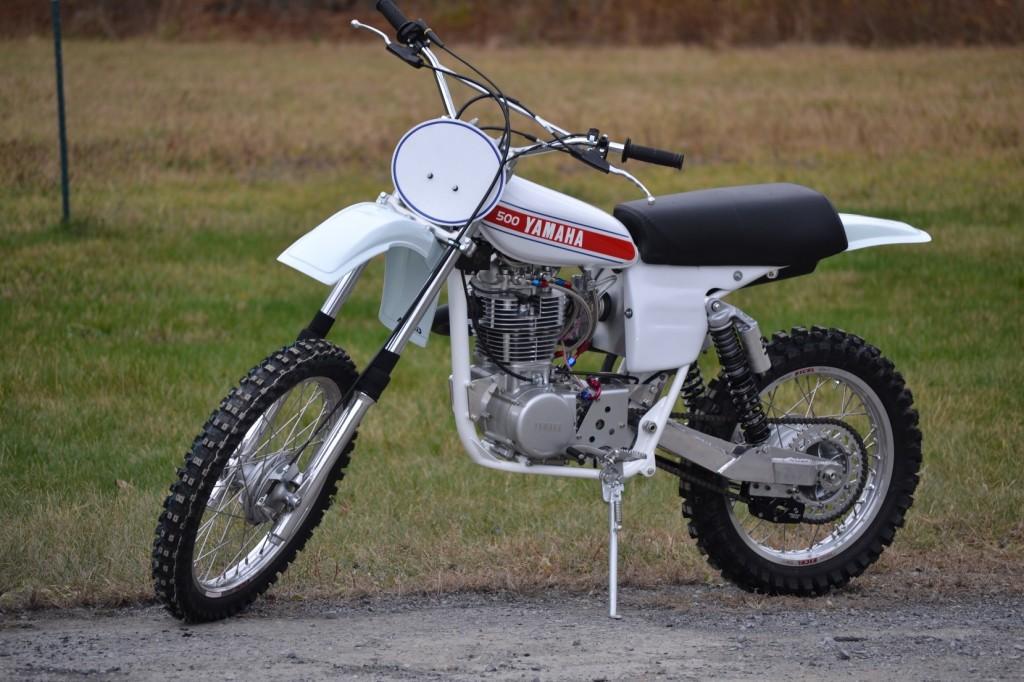 HL500 2014 Yamaha Replica