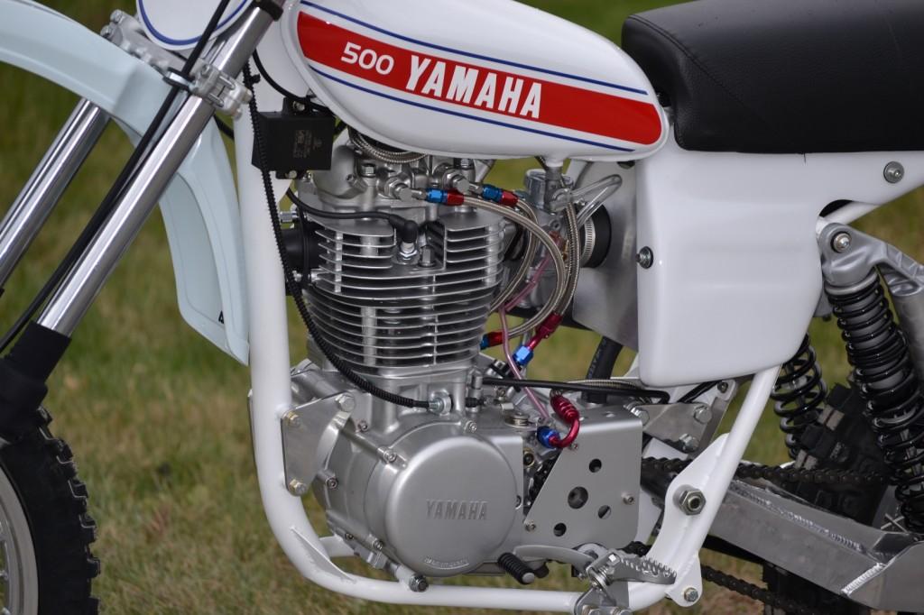 HL500 Yamaha 2014 Replica