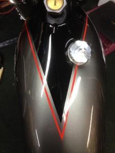XT500 Yamaha SuperMoto