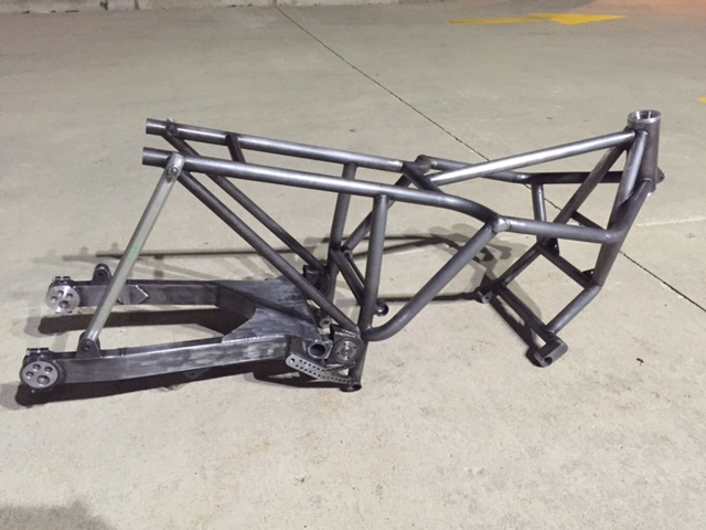 Bimota HB1 Frame