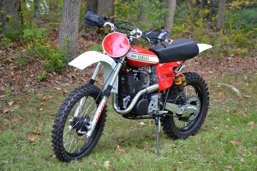 Yamaha HL500 Replica