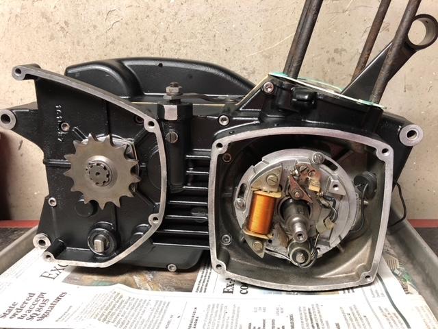 1973 Husqvarna 450